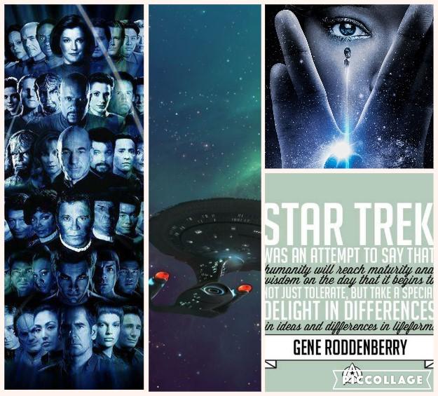 ستارتريك: ذروة الخيال العلمي
